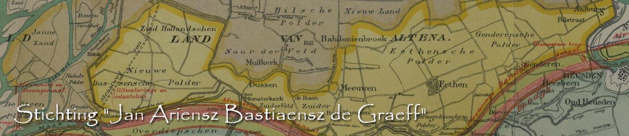 """Stg """"Jan Ariensz Bastiaensz de Graeff"""""""